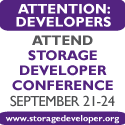 SNIA's Storage Developer Conference, Santa Clara
